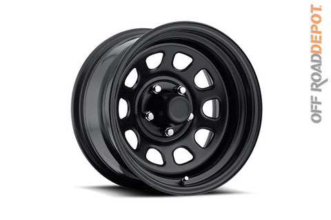 Rin Rock Crawler Series 51 Negro 15x10 (5x5.5)