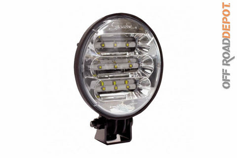 "Faro Ovalado Universal LED 4""x5'' 12/24v Flood"