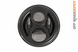 "Faro Headlight Negro 7"" Evolution II"