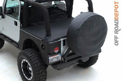 S/B 761035 - CUBIERTA TONNEAU C/TOP SOFT CHANEL JEEP TJ 97-06