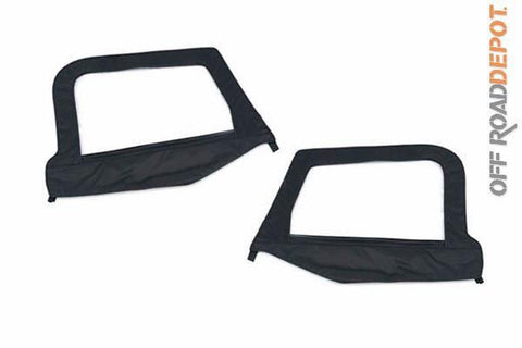 Door Skins Diamond Negro para Jeep TJ 97-06