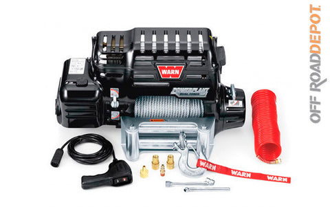 Winch Powerplant HP 9,5000 lbs. con Compresor