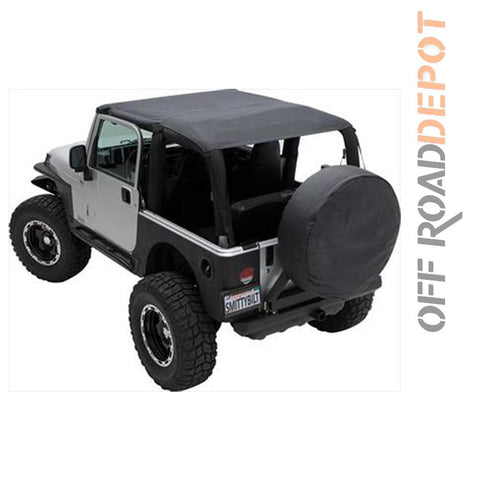 S/B 94200 - MESH EXTENDED TOP  JEEP JK 2DR 10-13