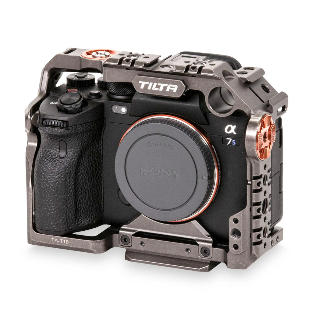 Tiltaing Sony a7S III Full Cage - Cinetx
