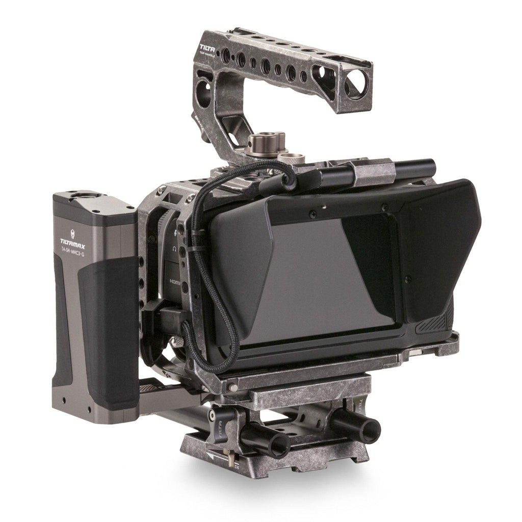 Tiltaing  BMPCC 4K/6K Cage Advanced Kit - Cinetx