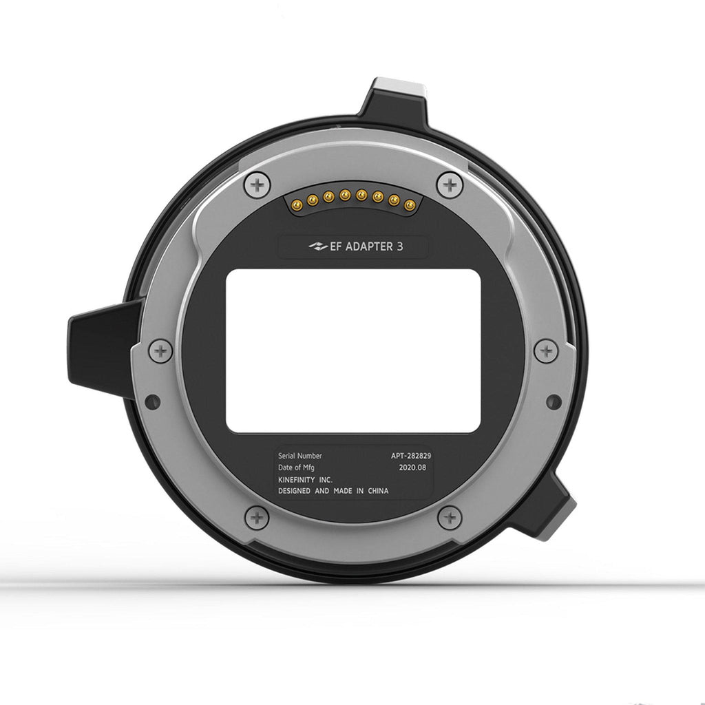 "<span style=""color: #f14156;""><strong>NEWEST Kinefinity EF Adapter 3</strong></span> - Cinetx"