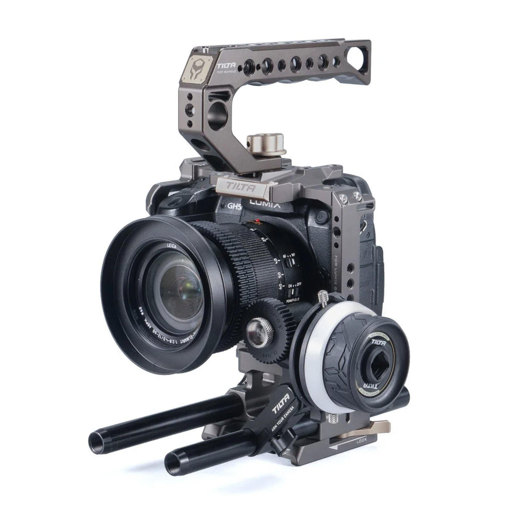 Tiltaing Mini Follow Focus - Cinetx
