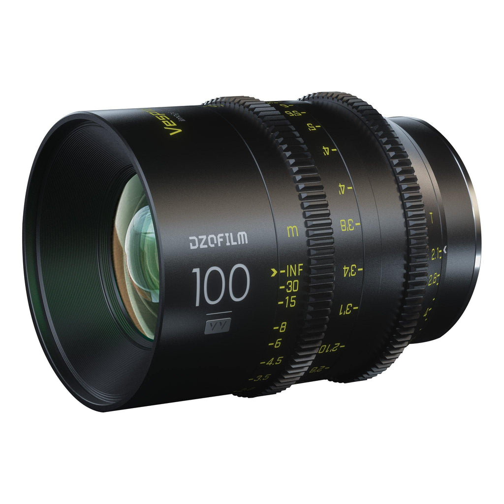 DZOFILM Vespid 100mm T2.1 (EF-mount) - Cinetx