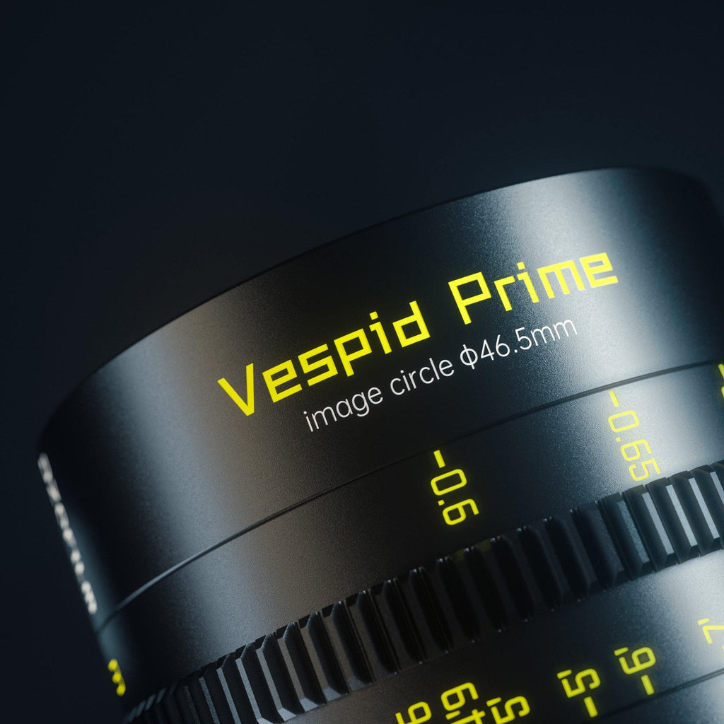DZOFILM Vespid 50mm T2.1 (EF-mount) - Cinetx