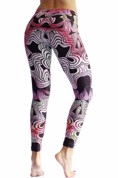 Labyrinth Compression Legging