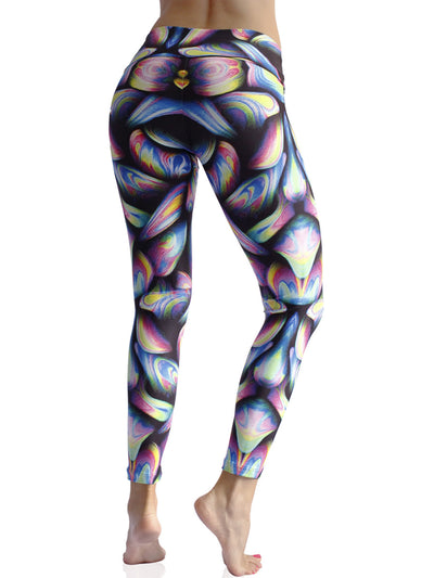 Touch of Rainbow Compression Legging