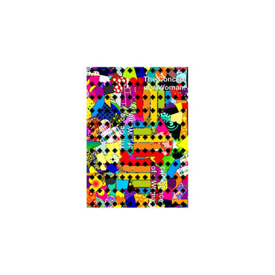Rainbow Puzzle Legging