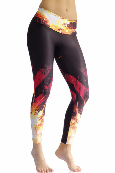 Fuego Compression Legging