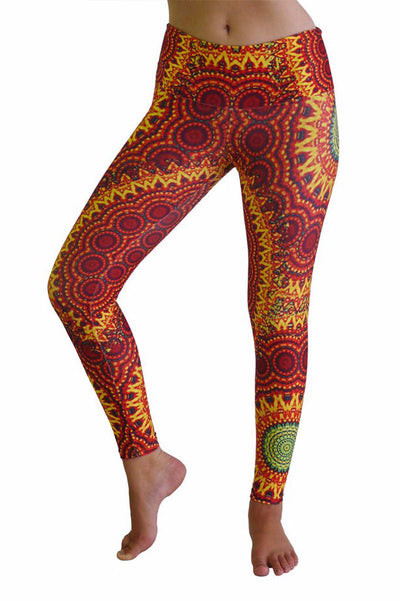 Africa Yoga Project Mandala Legging