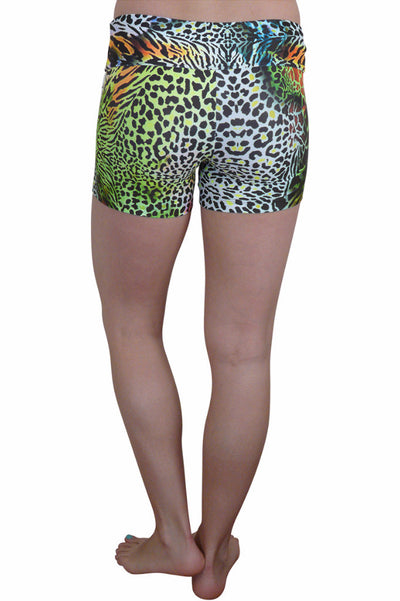 Animal Pops Compression Short