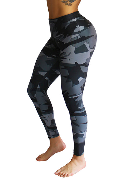 Art Deco Compression Legging