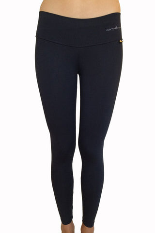 Basic Black Compression Legging