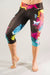 Beautiful Butterflies Compression Capri