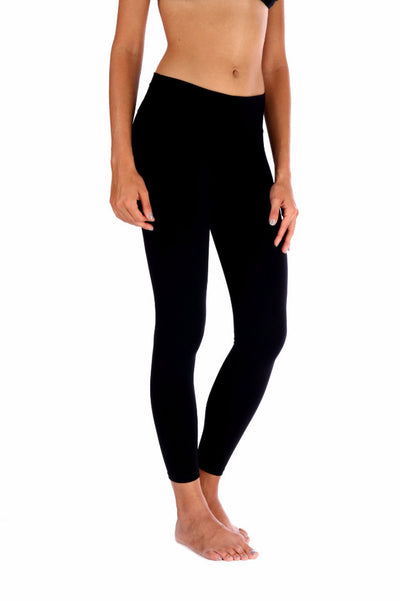 Black Compression Legging
