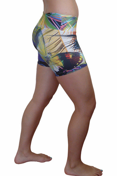 Butterfly Compression Short