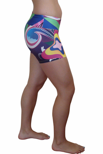 Candy Shop Compression Short