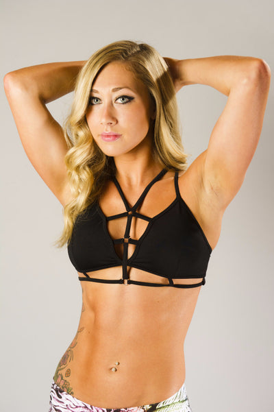 Chained Sports Bra