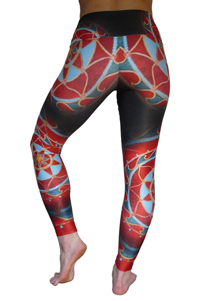 Clair Oaks Mandala Legging
