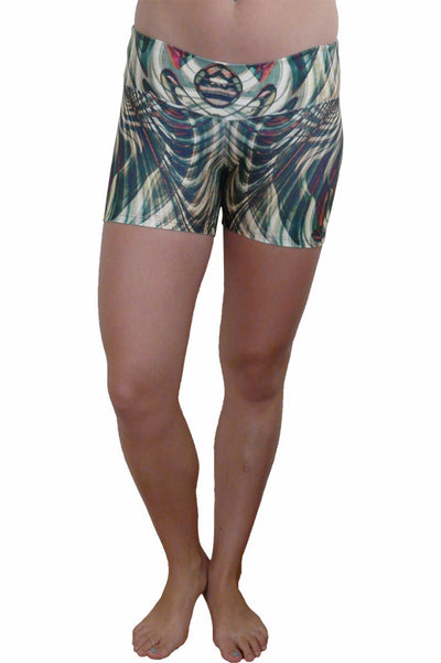 Fall Funtime Compression Short
