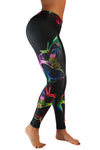 Fantasia Flutterby Compression Legging