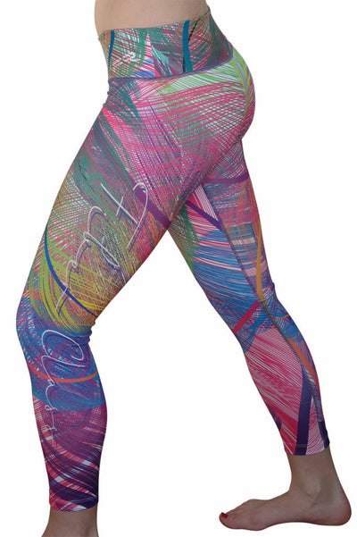 Feathered FIBER Leggings