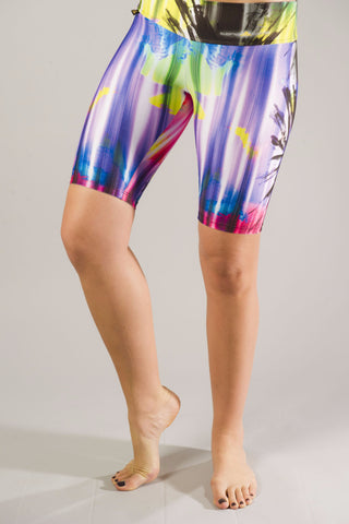 Firecracker Bike Compression Short