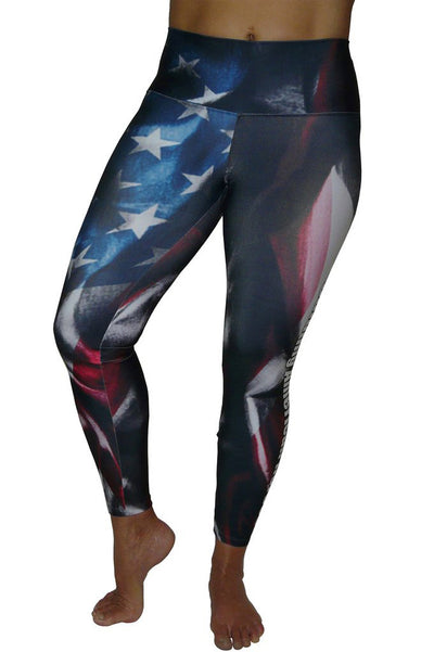 First Responder Compression Leggings