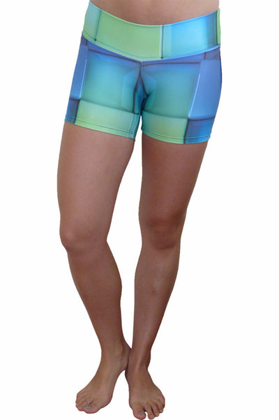Fit to be Square Compression Short