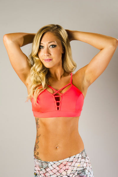 Fit to be Tied Sports Bra
