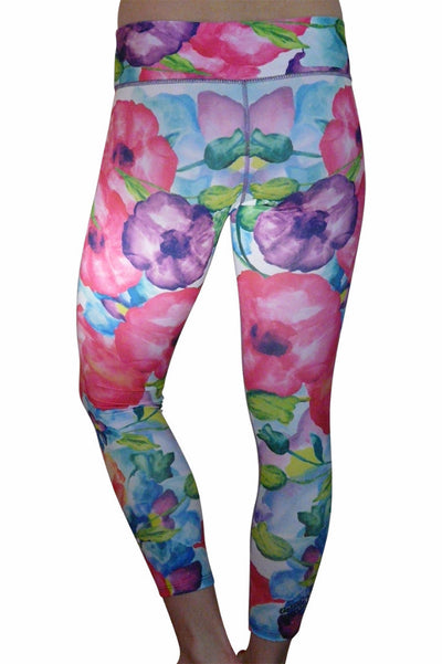 Floral Fun Leggings