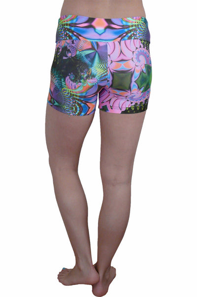 Galactic Swirl Compression Short