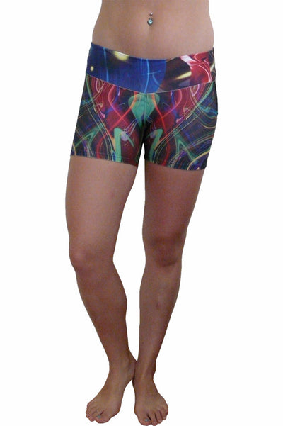 Glow games Compression short