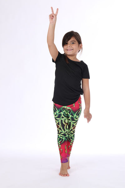 Like Mom Like Daughter Kids Leggings
