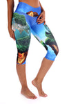Save the World Compression Capri