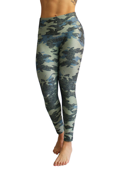 Jungle Camo Compression Legging