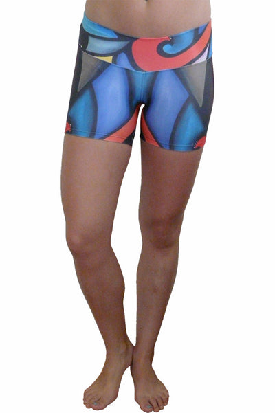 Lips Compression short