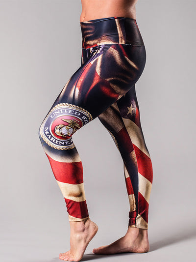 Marines Compression Legging