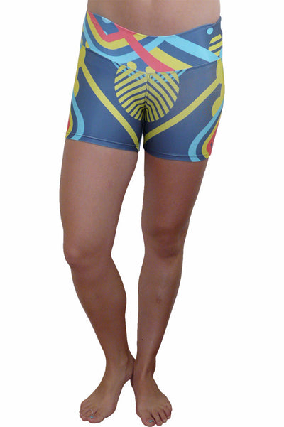 Metro Compression short
