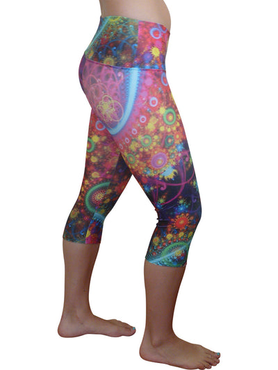Pop Rocks Compression Capri