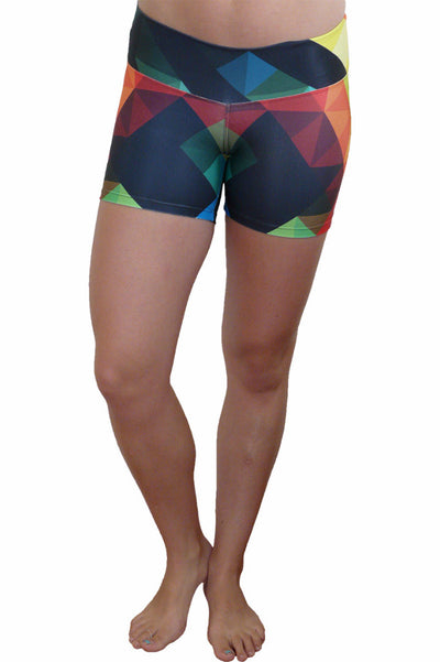 Prism Compression Short