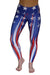 Purely Patriotic Compression Leggings