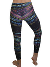 Rainbow Chains Compression Leggings