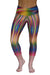 Really Rainbow Mid-Calf Compression Capri