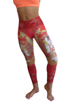 Red Tara Compression Legging