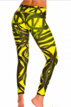 Yellow Pinball Legging